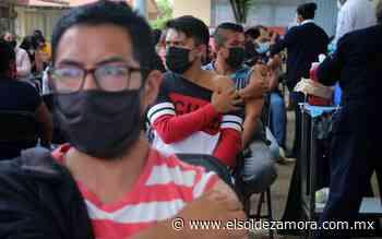Ario, Jiquilpan y Los Reyes inician vacunación para treintañeros - El Sol de Zamora