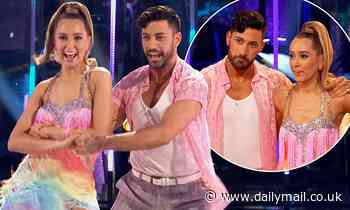 Strictly Come Dancing: John Whaite and Johannes Radebe top the leaderboard with all-male performance