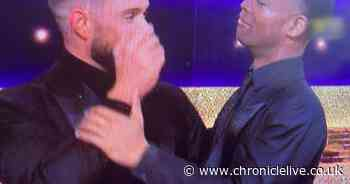 Strictly's John and Johannes' first dance stuns judges and fans as they make show history