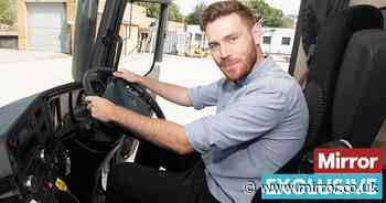 'Terrifying' HGV driver experience leaves Mirror man keen to stick to day job