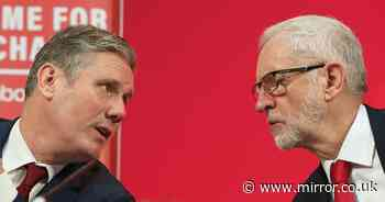 Jeremy Corbyn's scathing attack on Keir Starmer over bid to change Labour rules