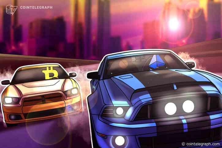 Ethereum drops more than Bitcoin as China escalates crypto ban, ETH/BTC at 3-week low - Cointelegraph