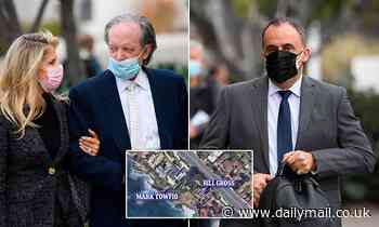 Lawyer for neighbor of billionaire Bill Gross asks  judge to JAIL him for five days over loud music