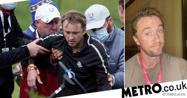 Tom Felton reassures fans he is 'on the mend' after 'scary' collapse on golf course