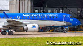 Aerolíneas Argentinas inauguró sus vuelos entre Mendoza y Santiago de Chile - Aviacionline.com