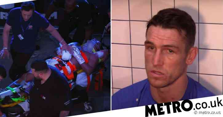 'I'm hoping everything is okay' – Callum Smith sends message to Lenin Castillo after brutal knockout