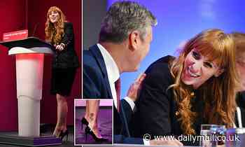 Angela Rayner openly positions herself as future Labour leader
