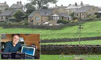 Looking for Britain's fastest broadband? Head for a shed in the Yorkshire Dales