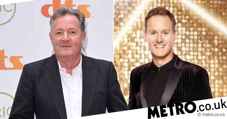Strictly 2021: Piers Morgan is 'disappointed' by Dan Walker's first dance after it's better than expected
