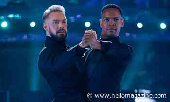 Strictly's Johannes Radebe and John Whaite receive standing ovation with first EVER all-male performance