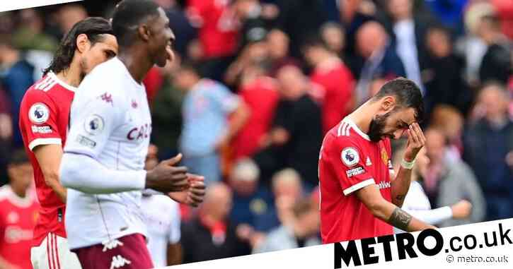 Bruno Fernandes sends message to Manchester United fans after penalty miss against Aston Villa