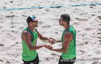 CIRCUITO BRASILEIRO: Semifinalistas do torneio masculino são definidos no Rio de Janeiro - ABCdoABC