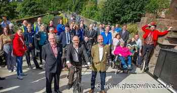 Scotland's £10m answer to New York Highline opens to public outside Glasgow at Bowling Harbour - Glasgow Live