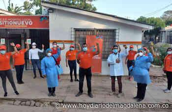Hospital de Sitionuevo aplicará Pfizer a embarazadas y niños de 12 a 17 años - HOY DIARIO DEL MAGDALENA - Hoy Diario del Magdalena