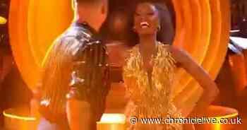 Strictly's AJ Odudu tops leaderboard on week 1 after 'best jive ever'