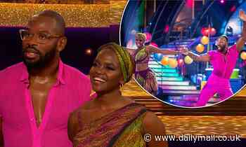 Strictly Come Dancing 2021: Ugo Monye reveals he attended his father's funeral hours before the show