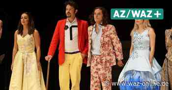 Ganz modern, ganz Shakespeare: Sommernachtstraum made in Wolfsburg - Wolfsburger Allgemeine