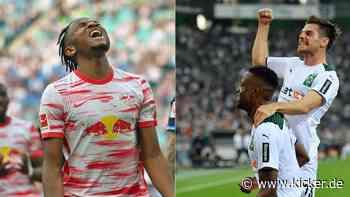 Hertha-Desaster in Leipzig - Wolfsburg verliert erstmals - kicker