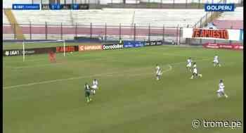 ¡Es un Rayo! Wilmer Aguirre pone el 1-0 de Alianza Lima ante Alianza Atlético | VIDEO - Diario Trome