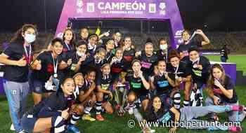 Alianza Lima: fecha y hora de los partidos por el grupo C de la Copa Libertadores Femenina 2021 - Futbolperuano.com