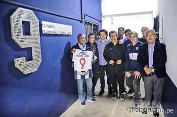 El club Alianza Lima prepara el lanzamiento de Embajadores Leyendas - El Peruano