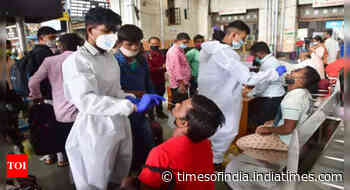 Coronavirus live updates: At 28,171, India's daily Covid cases dip for 4th day in a row - Times of India