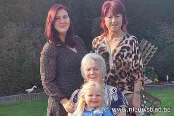 Lilly-May maakt viergeslacht compleet (Houthulst) - Het Nieuwsblad