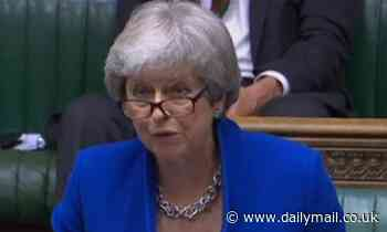 The nouveau head of Nato? Dreamez on Madame May, say the French