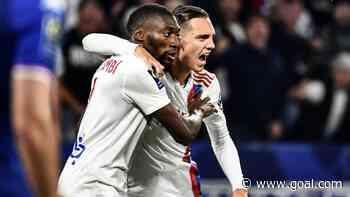 Toko Ekambi opens season account as 10-man Lyon hold Moffi's Lorient