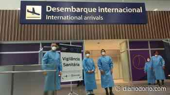 Latam volta a fazer voos internacionais no Rio de Janeiro - Diário do Rio de Janeiro