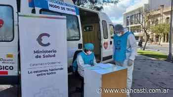 Catamarca sumó 21 contagios de coronavirus - El Ancasti