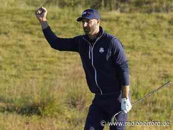 Ryder Cup: US-Golfstars dominieren weiter gegen Team Europa - Radio Herford