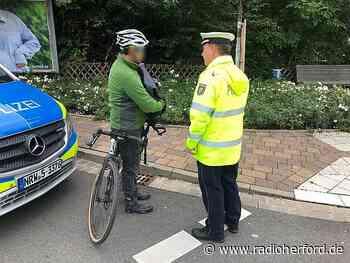 Sicherheit von Rad- und Pedelecfahrern im Blick - - Radio Herford