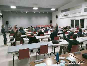 Lescar-Oloron : les élus du Haut-Béarn se prononcent contre le projet - Sud Ouest