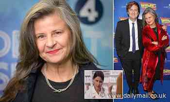 Comedian Tracey Ullman reveals her family kept her father's death a secret