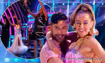 Strictly: Rose Ayling Ellis becomes FIRST EVER deaf contestant on the show