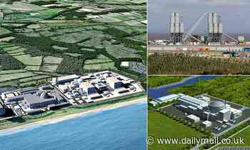 China set to be banned from investing in the UK's nuclear power stations on security grounds