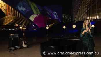 Goodrem goes global in televised concert - Armidale Express