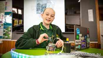 11-year-old Indi Wells wins Asia-Pacific tech award - Armidale Express