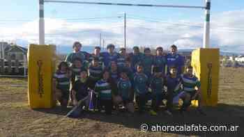 Se llevó a cabo encuentro de Rugby en El Calafate - FM Dimensión - El Calafate