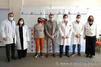 Francia reconoció el trabajo del Hospital SAMIC El Calafate por la atención de un contingente de turistas de ese país al comienzo de la pandemia - Argentina.gob.ar Presidencia de la Nación