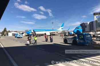 En noviembre se reanudan los vuelos entre Bariloche, Mendoza y El Calafate - Bariloche Opina