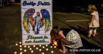 Gabby Petito death: Hometown holds vigil ahead of funeral as partner remains missing