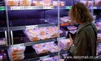 Experts warn there will be much less choice in supermarkets
