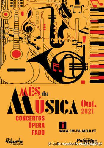 Palmela comemora Dia Mundial da Música - Cultura de Borla - SAPO Mag