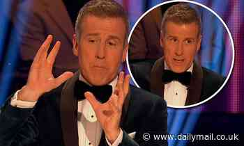 Strictly Come Dancing 2021: Anton Du Beke FINALLY takes his place as a permanent judge on the panel