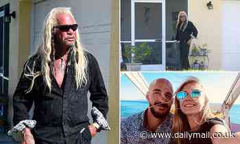 Reality star Dog the Bounty Hunter dramatically joins the hunt for Brian Laundrie