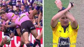 Cleary to play in GF after escaping charge over lifting tackle