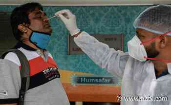 Coronavirus India Updates: 29,616 Fresh COVID-19 Cases In India, 5.6% Lower Than Yesterday - NDTV