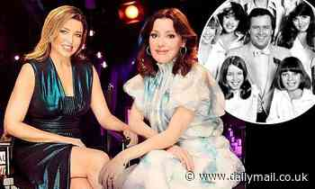 Dannii Minogue and Tina Arena reveal what it was REALLY like behind-the-scenes onYoung Talent Time